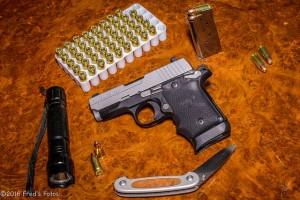 Sig Sauer P938 9mm Semi-Automatic Pistol